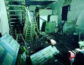 Cháy nhà giữa đêm khuya, 6 người trong gia đình thiệt mạng