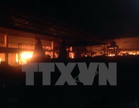 Australia: Chợ bị cháy trước Giáng Sinh, nhiều tiểu thương Việt sốc