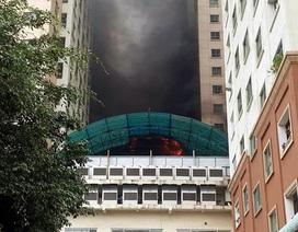 Trách nhiệm thuộc về ai khi các tòa nhà cao tầng xảy liên tiếp ra cháy nổ tại thủ đô?