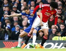 Chelsea 1-1 Man Utd: Bất phân thắng bại
