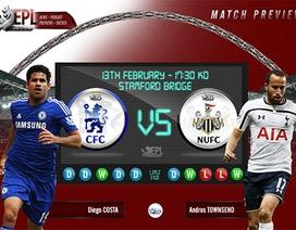 Chelsea - Newcastle: Mộng đẹp của Hiddink