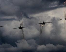 Chiến đấu cơ Nga không kích phiến quân ở Latakia