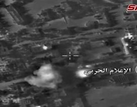 Chiến đấu cơ Nga – Syria tiếp tục không kích dữ dội Aleppo