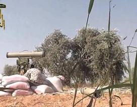 Chiến sự Mosul: Iraq và IS cùng khoe tên lửa Kornet