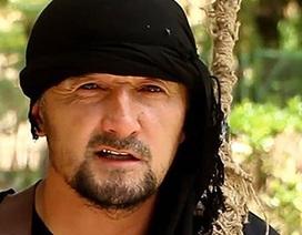 """Lính bắn tỉa được đào tạo ở Nga và Mỹ trở thành """"bộ trưởng chiến tranh"""" của IS"""