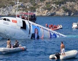 Thổ Nhĩ Kỳ đánh chìm máy bay Airbus A300 để hút khách du lịch