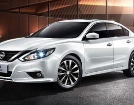 Nissan Teana phiên bản nâng cấp có gì mới?