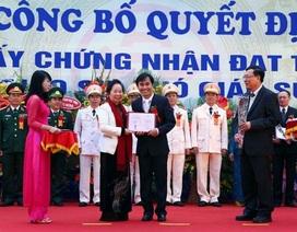 Tân giáo sư trẻ nhất Việt Nam năm nay 41 tuổi
