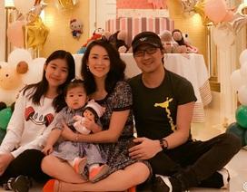 Chương Tử Di tổ chức sinh nhật cho con gái cưng