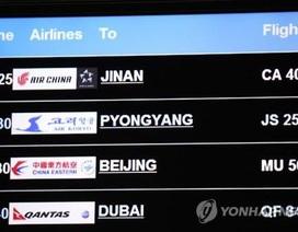 Chuyến bay không hành khách của hãng hàng không Triều Tiên