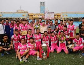 CLB Hà Nội ra mắt sân Thống Nhất ở vòng 6 V-League