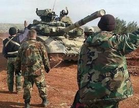 Bí mật Nga lột xác đội quân bạc nhược Syria