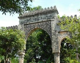 Hà Nội bảo tồn cổng Marốc