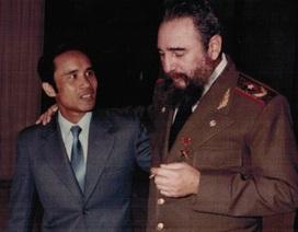 """""""Người con nuôi Việt Nam"""" ít người biết của Fidel Castro"""
