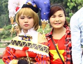 Giới trẻ Hà Nội đổ xô khám phá lễ hội Nhật Bản