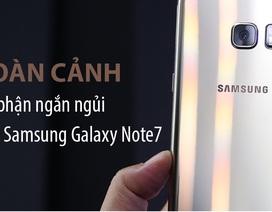 """[Infographics] Galaxy Note7 bị khai tử: Những cột mốc """"định mệnh"""""""