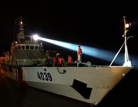 Tàu New Zealand phát hiện vị trí máy bay CASA-212