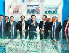Chủ tịch nước làm việc về hiệu quả đầu tư của doanh nghiệp nước ngoài tại Hải Phòng