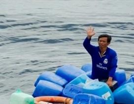 Thuyền viên Việt Nam được tàu Pháp cứu sống khi rơi xuống biển