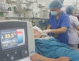 Cứu sống nam thanh niên đang khỏe mạnh ngừng tim đột ngột