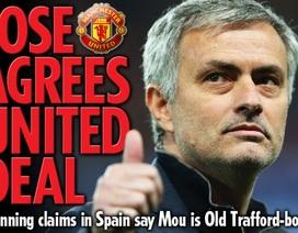 Mourinho sẽ là huấn luyện viên thứ mấy của MU?