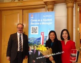Hội thảo du học Thuỵ Sĩ, tuyển sinh trực tiếp nhiều ngành học