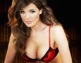 Hoa hậu Anh kể chuyện chỉnh ngực 7 lần