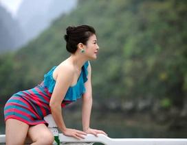 """Diễn viên Kim Oanh: Tôi chẳng bao giờ bị """"vỡ đầu"""" bởi... dư luận!"""