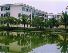 ĐH Nông Lâm Bắc Giang thông báo điểm chuẩn xét tuyển hệ chính quy năm 2016