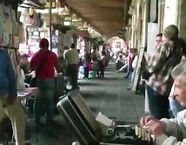 Mexico: Nghề đánh máy chữ đang rơi vào dĩ vãng