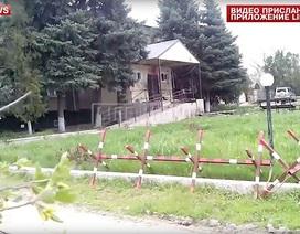 Đánh bom liều chết nhằm vào đồn cảnh sát Nga