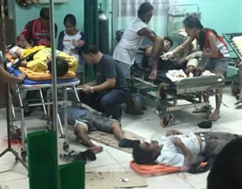 Nổ lớn ở trận đấu quyền anh tại Philippines, ít nhất 10 người chết