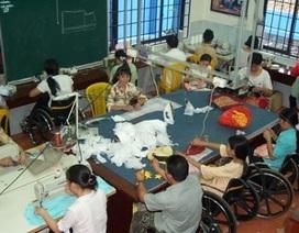 TP.HCM: Hỗ trợ kinh phí giúp người khuyết tật học nghề