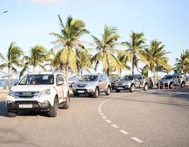 Isuzu tổ chức lái thử xe tại nhiều tỉnh, thành