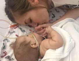 Cảm động bà mẹ hiến hơn 500 lít sữa sau khi con trai qua đời