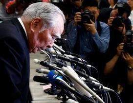 CEO của Suzuki từ chức