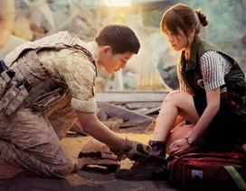 """Song Hye Kyo tái hợp Song Joong Ki vì """"Hậu duệ mặt trời"""""""