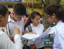 Mở đề thi thử THPT trực tuyến: Tổng duyệt trước kỳ thi chính thức