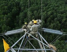 Những người thợ truyền tải điện ở lưng trời