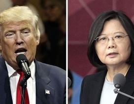 Trung Quốc trao công hàm phản đối điện đàm của ông Trump với lãnh đạo Đài Loan