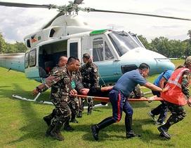 Đoàn xe của Tổng thống Philippines bị đánh bom