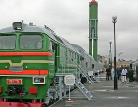"""""""Đoàn tàu ma"""" của Nga tái xuất"""