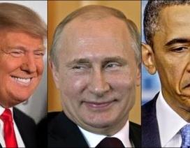 Cách Putin đỡ đòn cuối của Tổng thống Obama
