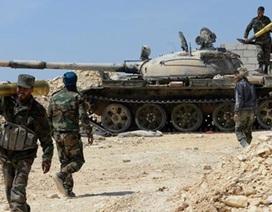 Đòn thù của Syria với 2 đòn không kích Mỹ