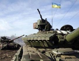 Lực lượng vũ trang Ukraine khai hỏa Donetsk: Sẵn sàng chiến đấu