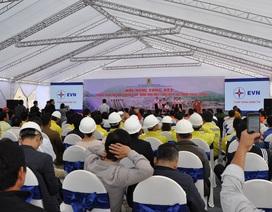 Thủy điện Lai Châu: Tổng kết phong trào thi đua liên kết.