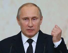 Báo Anh: Tổng thống Putin làm thay đổi trật tự thế giới