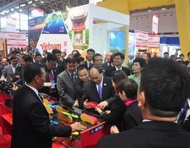 Thủ tướng muốn hàng Việt mở rộng thị trường vào Trung Quốc, ASEAN