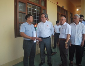 Ông Nguyễn Văn Bình: Sẽ có giải pháp phù hợp cho bà con vùng biển do Formosa gây ra