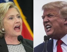 Bà Clinton chê tỷ phú Trump không xứng làm tổng thống